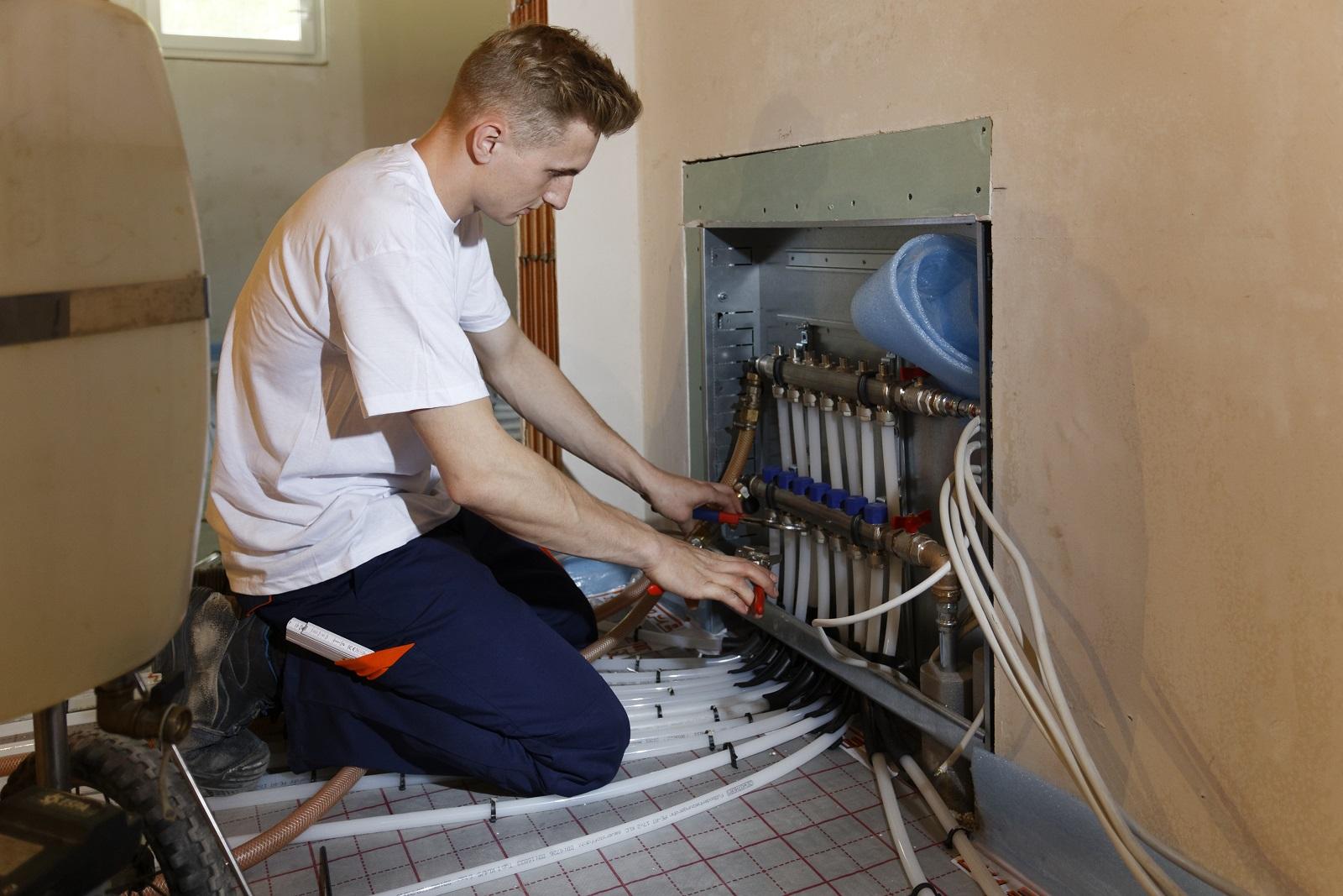 Heizung in Wohngebäude und Gewerbe